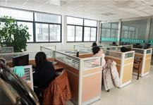 中动网销办公室实景