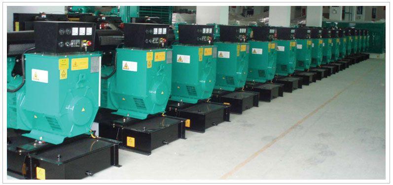 发电机组图片
